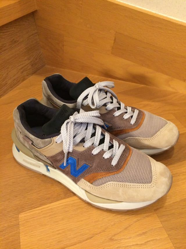 best loved 134cd d5f76 new goods KITH x nonnative x New Balance 997 HYBRID US8 ...