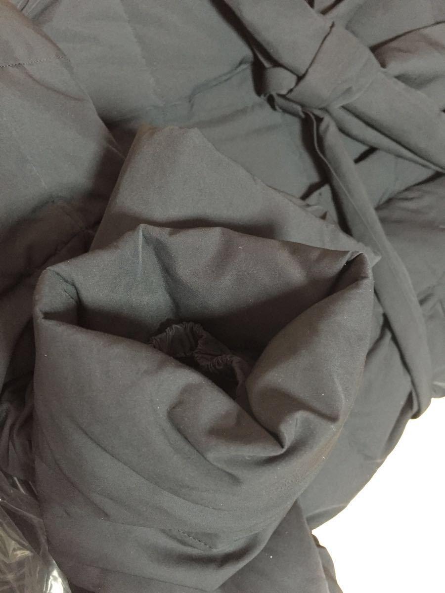 美品 アプワイザーリッシェ ファー付 ロングダウンコート サイズ1 Sサイズ ロング ダウンジャケット 黒 ブラック_画像5