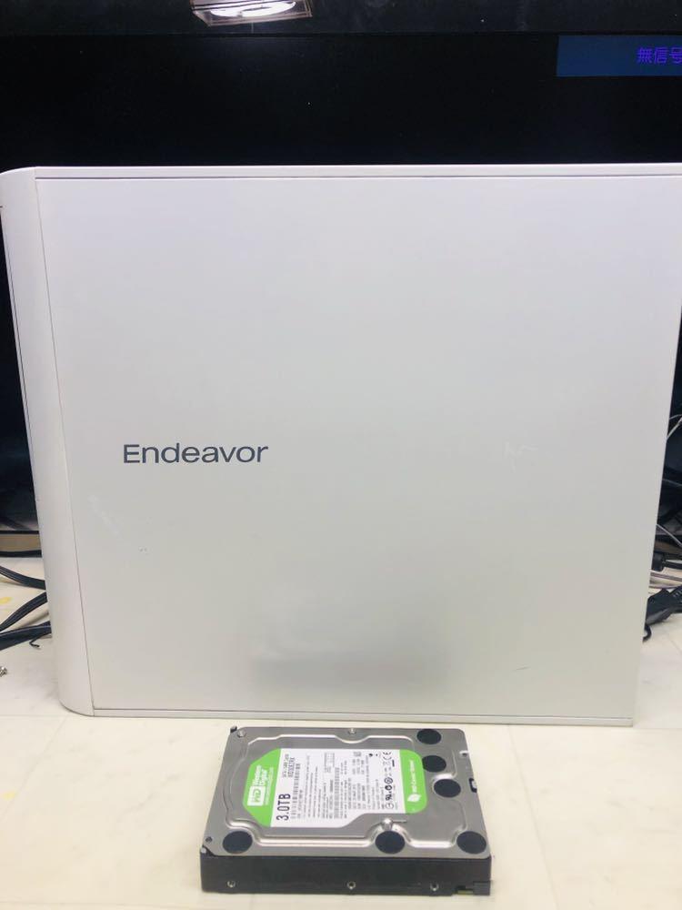 高速SSD120GB◎HDD3TB付き◎高速 第3世代Corei7-3770K-3.5Ghz◎メモリ12GB◎HD6570-1GBグラフィックボード◎EPSON-ENDEAVOR-MR4300E_画像4