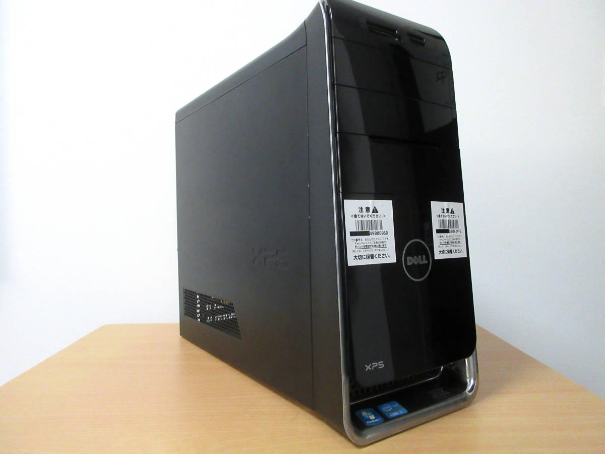 DELL デスクトップ PC ゲーミング Core i7 グラフィックボード GTX570 メモリ 4GB WIn10 HDD 1TB