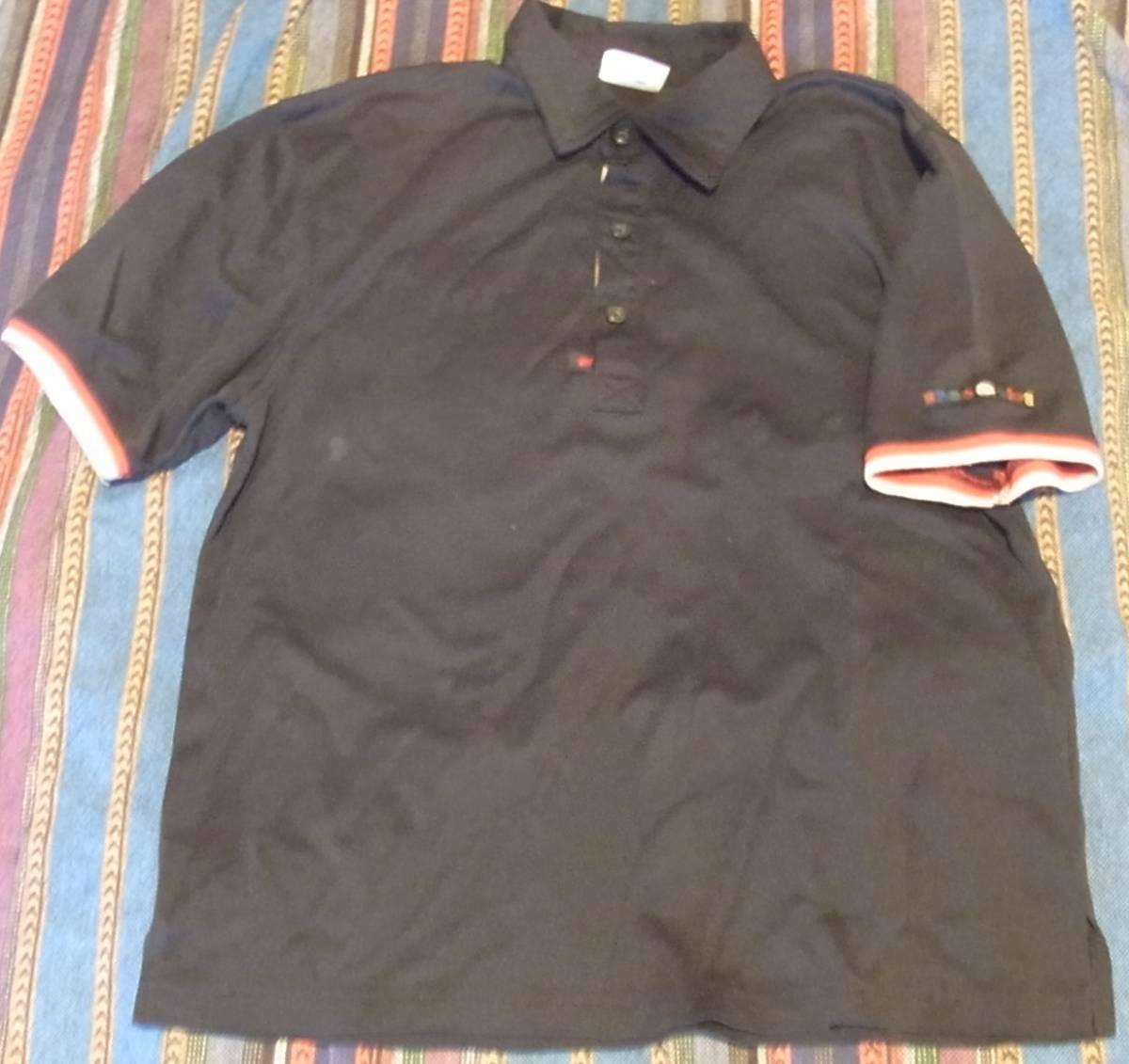 d22ed13f1e247 burger king Burger King uniform uniform short sleeves shirt on sea.  inscription equipped abroad