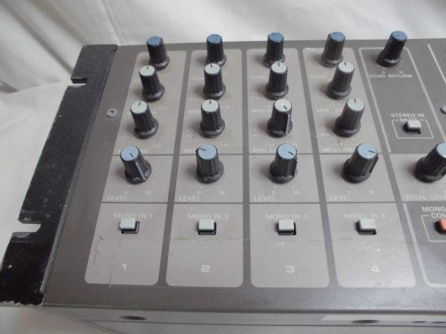 Panasonic RAMSA Audio Mixer  オーディオ ミキサー パナソニック_画像5