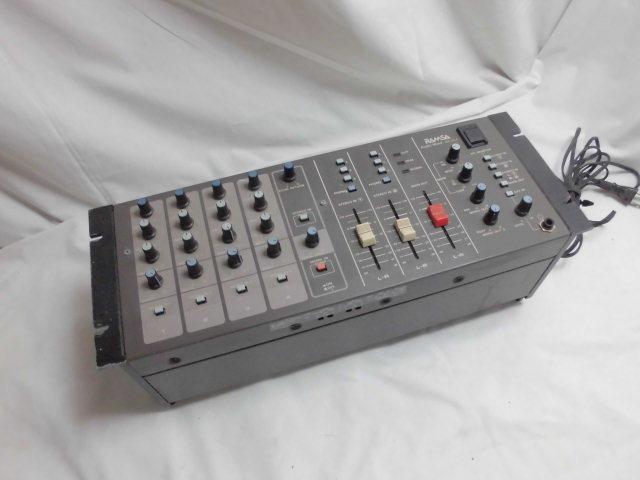 Panasonic RAMSA Audio Mixer  オーディオ ミキサー パナソニック_画像8