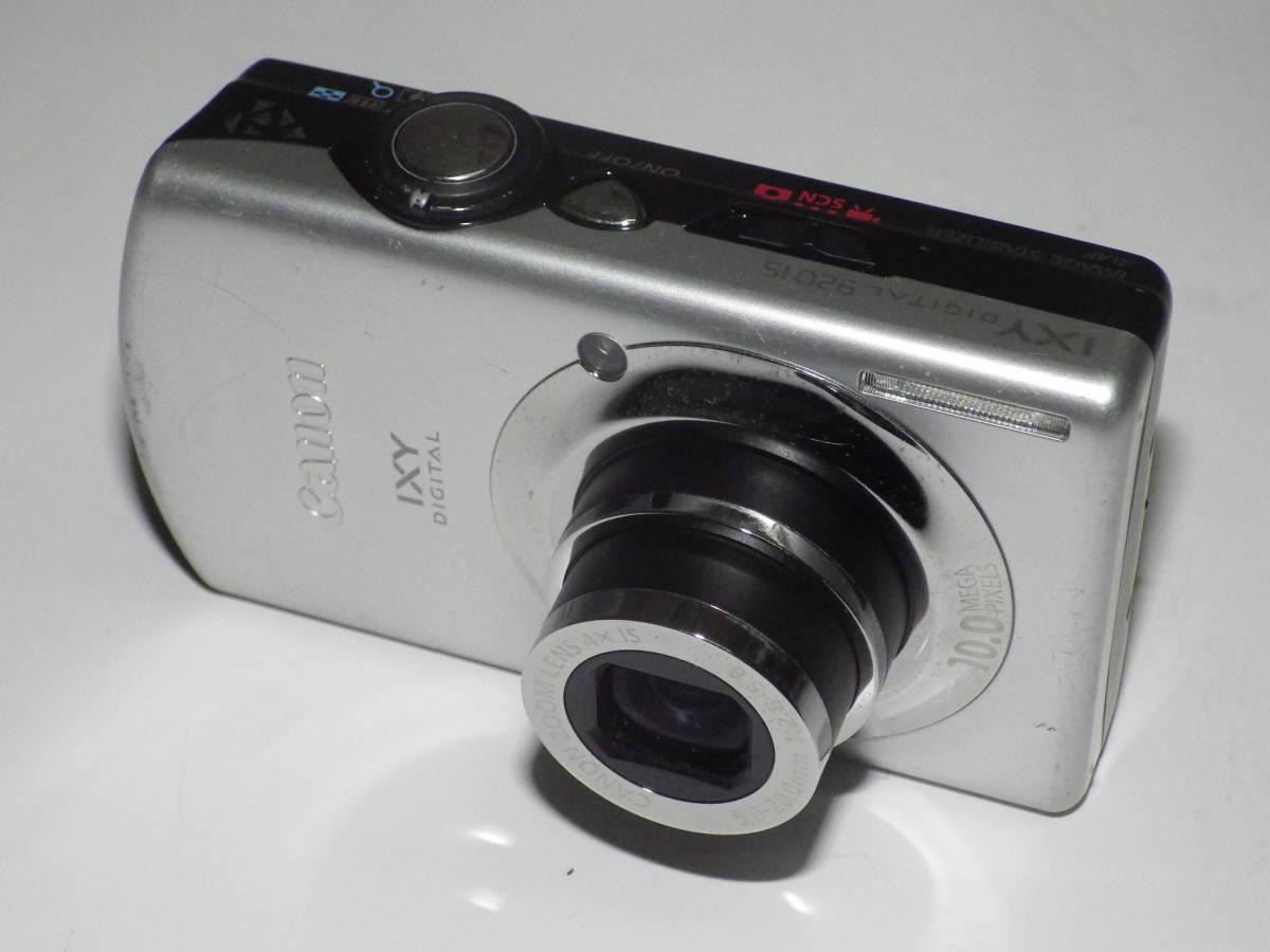 ▼中古美品 Canon キヤノン IXY DIGITAL 920 IS イクシ デジタル ◆動作確認済▼