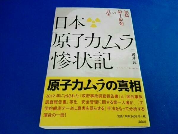 日本「原子力ムラ」惨状記 福島第1原発の真実 桜井淳_画像1