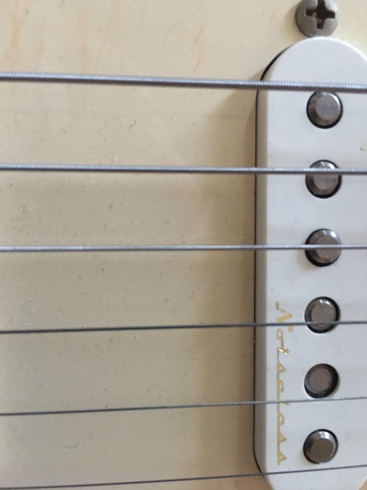 美品Fender USA / Eric Clapton Stratocaster Black【S/N SZ7077019】_画像5
