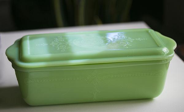 美品! ファイヤーキング ジェダイ フィルビー レフリジレーター ラージサイズ ローフパン 保存容器 ビンテージ