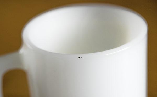ミント! ファイヤーキング マグ カントリーラブ 牛 カウ 9オンス 耐熱 ミルクグラス コーヒー カントリー_画像5