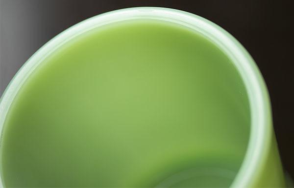 美品! ファイヤーキング マグ ジェダイ Dハンドル 耐熱 ミルクグラス コーヒー アメリカ ビンテージ ココア_画像5