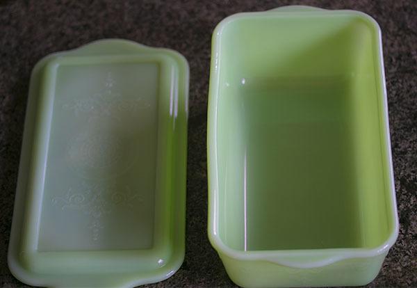 美品! ファイヤーキング ジェダイ フィルビー レフリジレーター ラージサイズ ローフパン 保存容器 ビンテージ_画像5