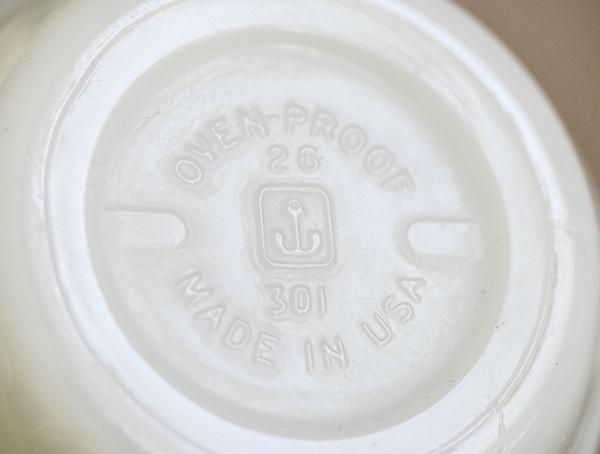 美品! ファイヤーキング マグ スヌーピー モーニングアレルギー ピーナッツ 耐熱 ミルクグラス コーヒー _画像3