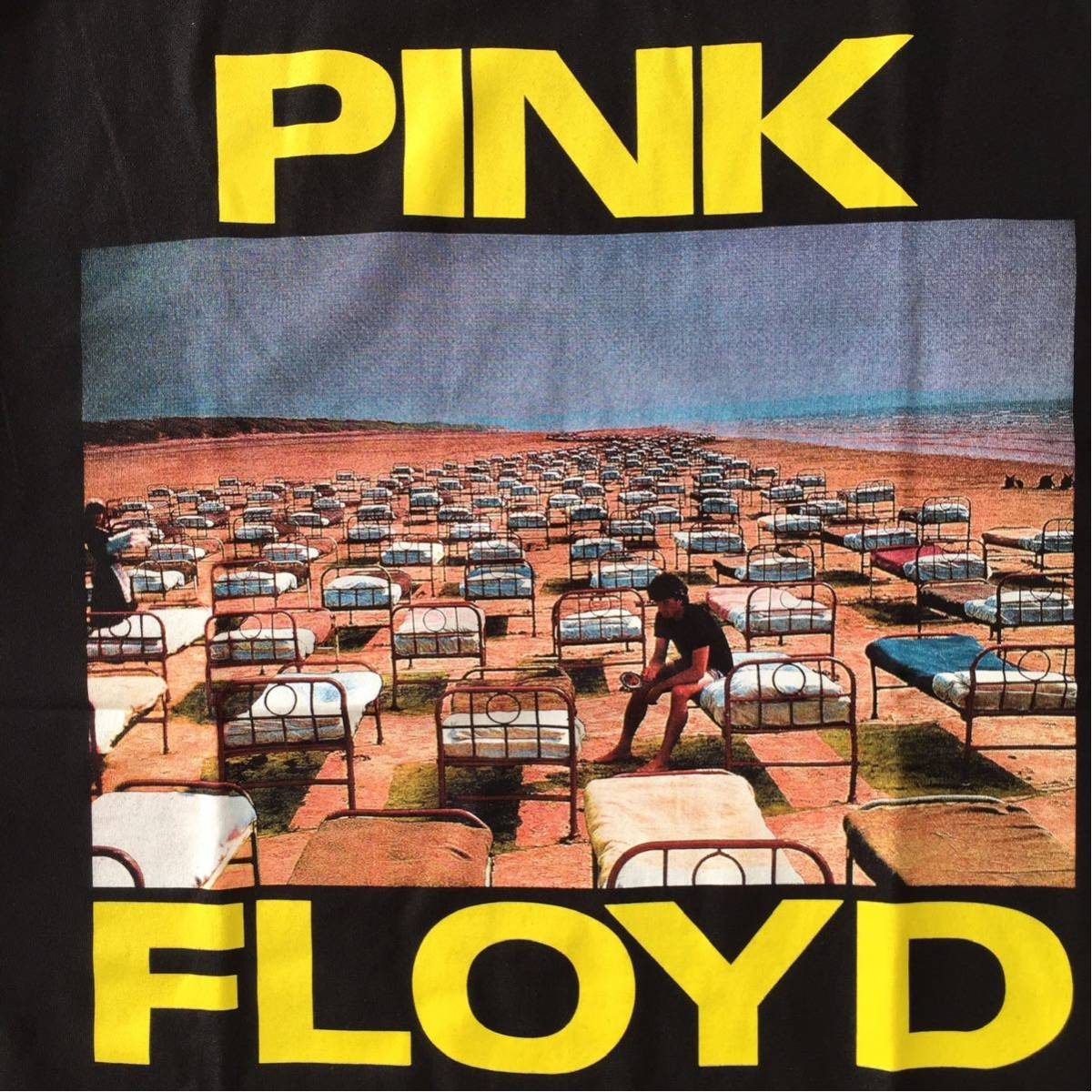 バンドTシャツ ピンク フロイド(PINK FLOYD) 新品 M_画像2