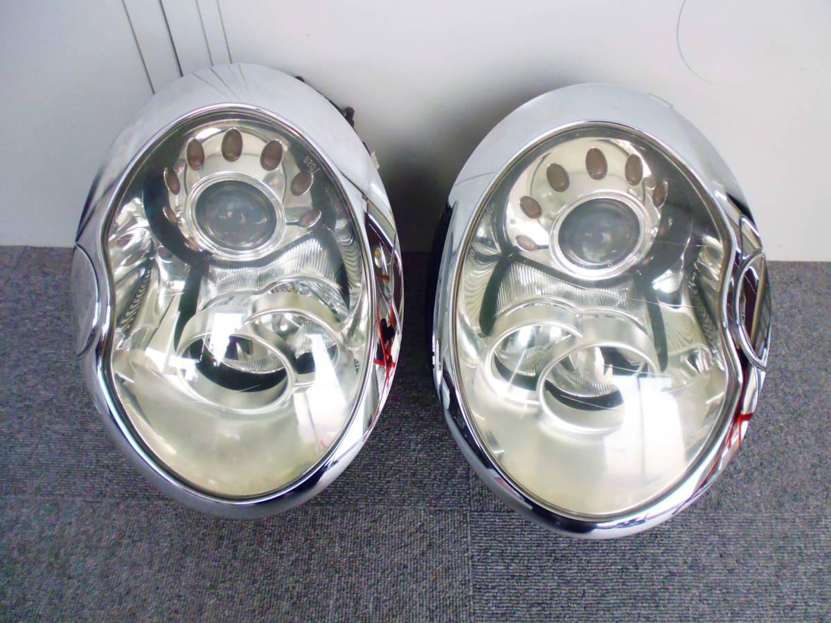 Bmw Mini Mini R53 Re16 Cooper S Original Head Light Hid Xenon