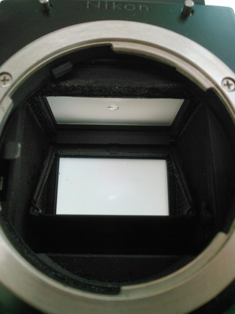 1円売切り/動作未確認/ニコン/F2/レンズ f=35mm 1:2.8/ モータードライブ MD-2 MB-1_画像6