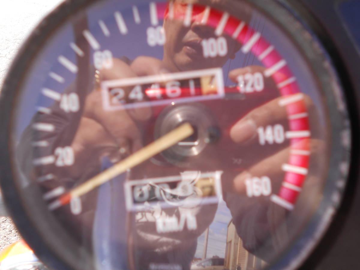 埼玉県発 GSX250L 実動車 書類付き 24461km_画像9