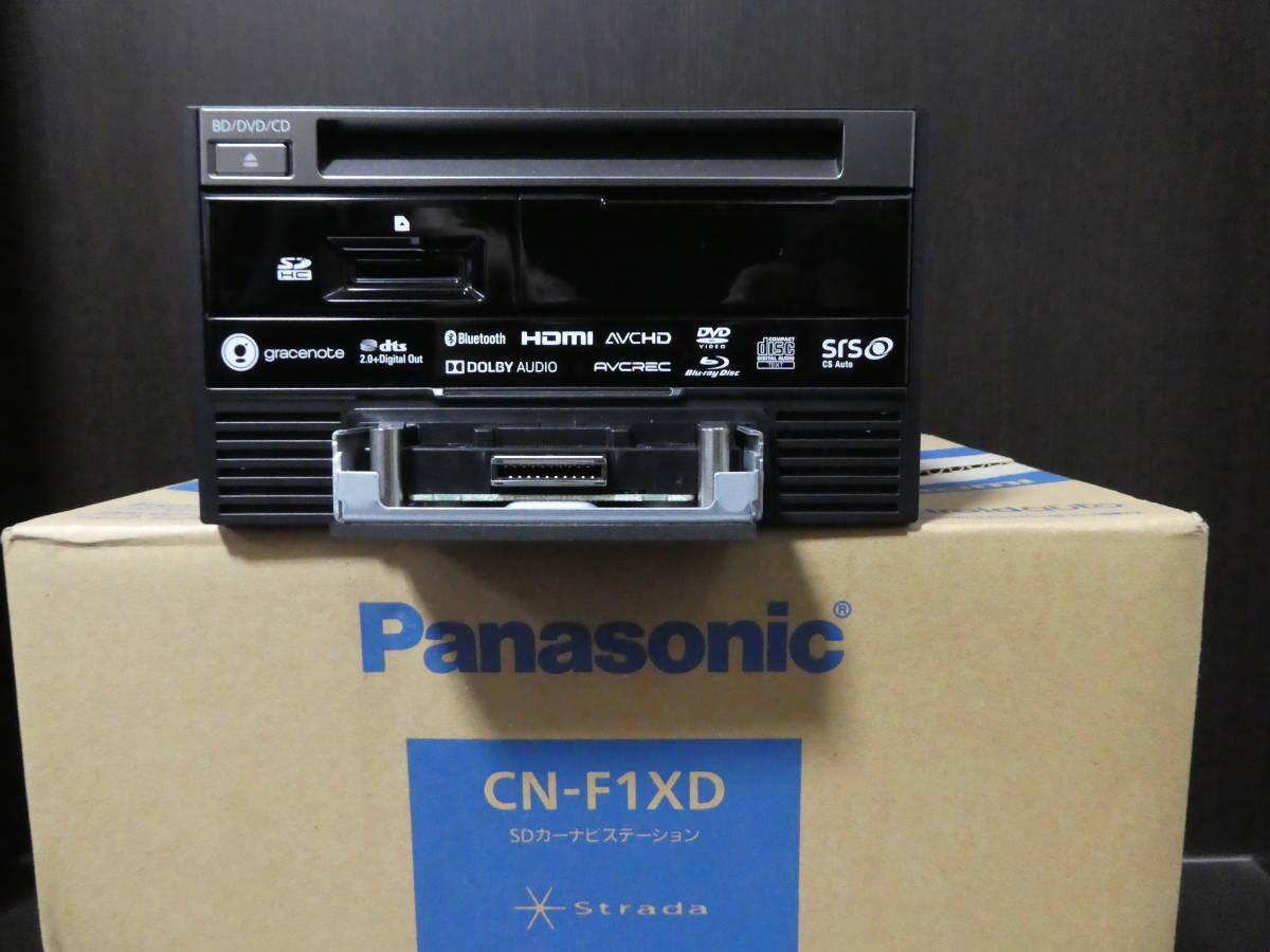 パナソニック ストラーダ CN-F1D美品 付属品新品付_画像3
