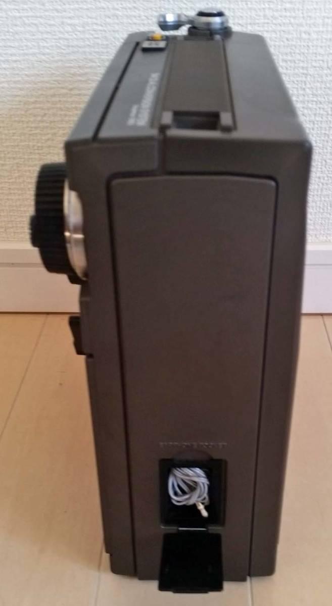 SONY スカイセンサー ICF-5900 MW・FM可動 取扱説明書・カタログ・キャリリングベルトあり_画像4