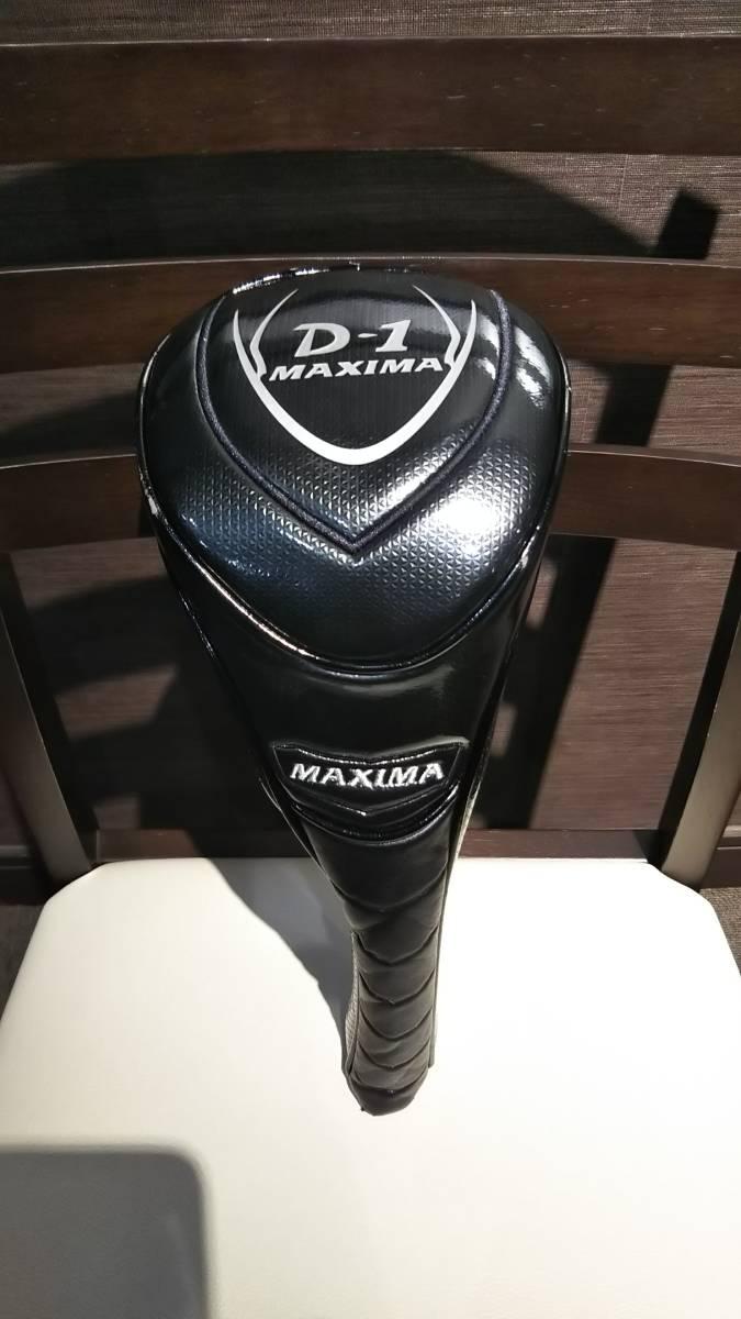 【中古】リョーマゴルフ 2013 D‐1 マキシマ TYPE D ドライバー 10.5° ヘッド単体_画像5