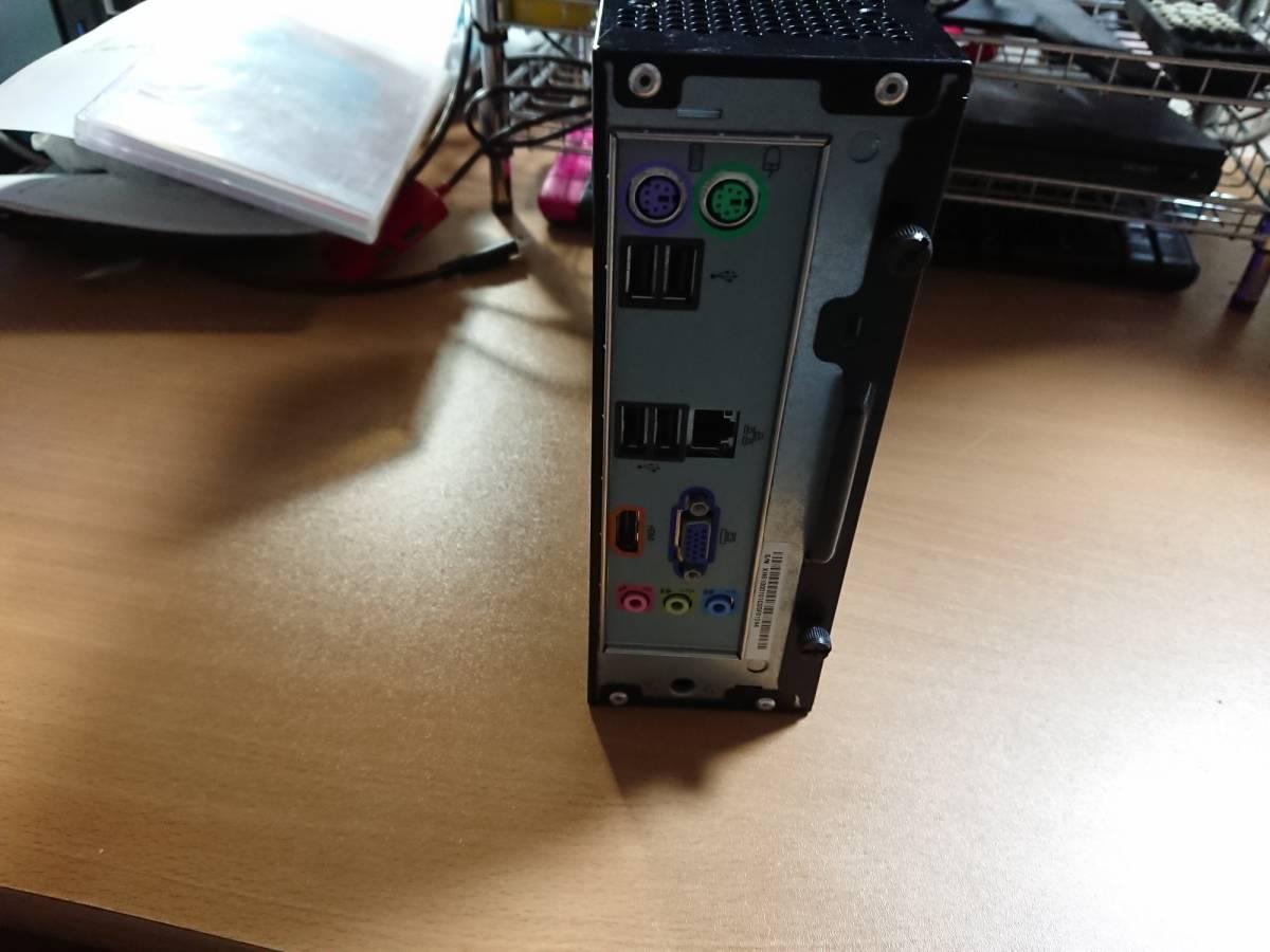 中古 自作PC i3-2100T 8G SSD120G Win10Pro 64bit Office2016Pro インストール、認証済み_画像2