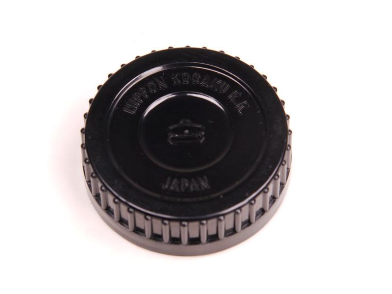 日本光学ニコンF交換レンズ用リアキャップ