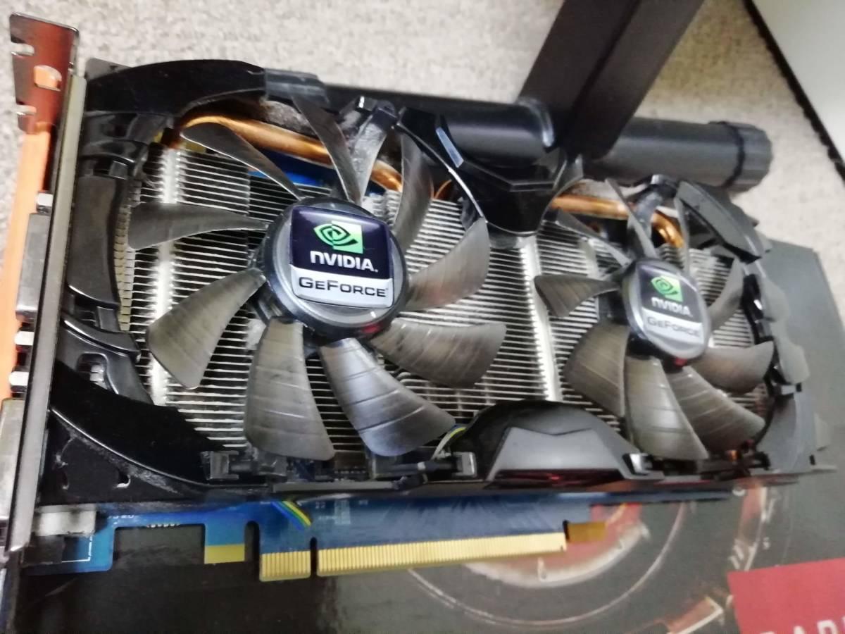 おまけモニター付き 自作 Core i7-2600 3.4GHz/16GB/MSI/Z68A-GD55/GTX560TI/2THDD_画像8