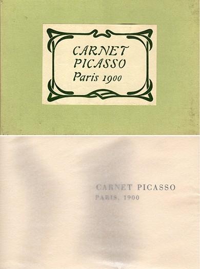 【特選】パブロ・ピカソ「Carnet Picasso~」