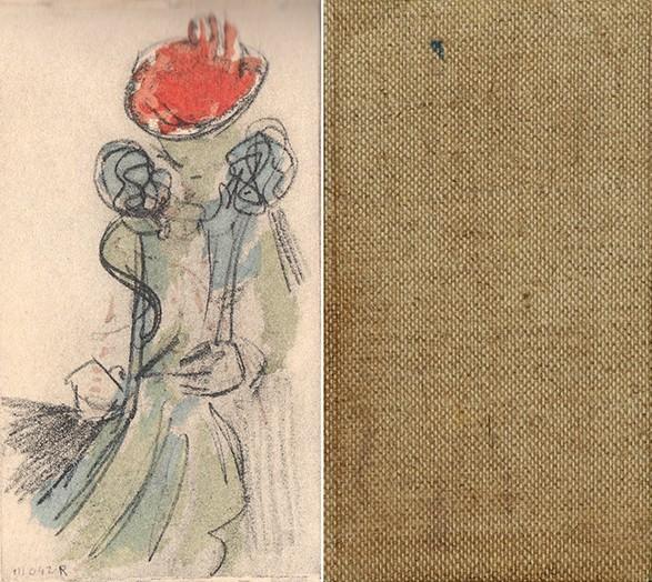 【特選】パブロ・ピカソ「Carnet Picasso~」_画像2