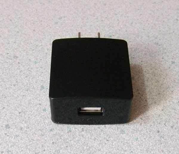 ACアダプタ HUAWEI HWD14PQA USB 5V 2A_画像1