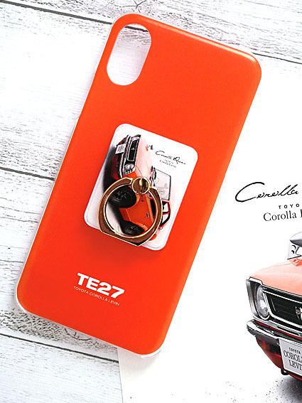 ☆送料無料【アルファロメオ Tipo 33】スマホケース(スマホリング付)旧車 T33 ストラダーレ iPhone等_画像4