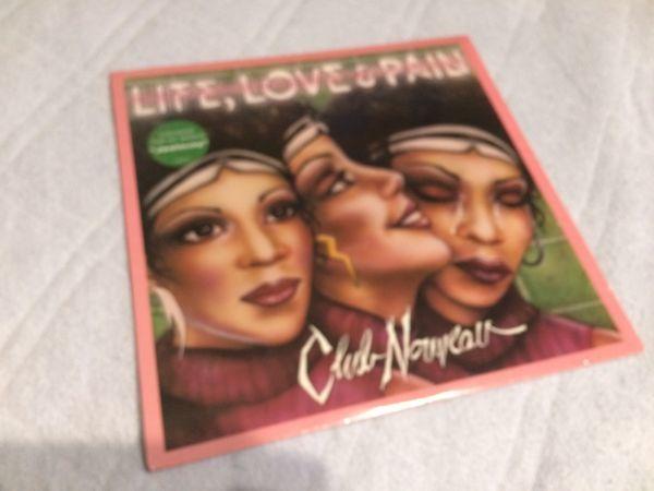 名盤レコード Club Nouveau クラブ・ヌーヴォー LIFE, LOVE & PAIN / ライフ、ラヴ&ペイン