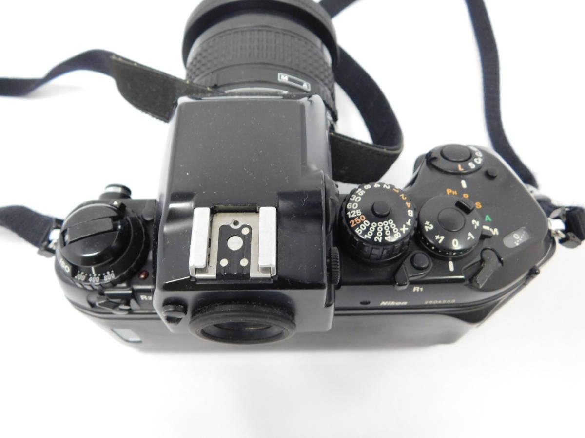 Nikon ニコン/ F4 2504558 ボディー 望遠レンズ セット 動作確認未_画像5
