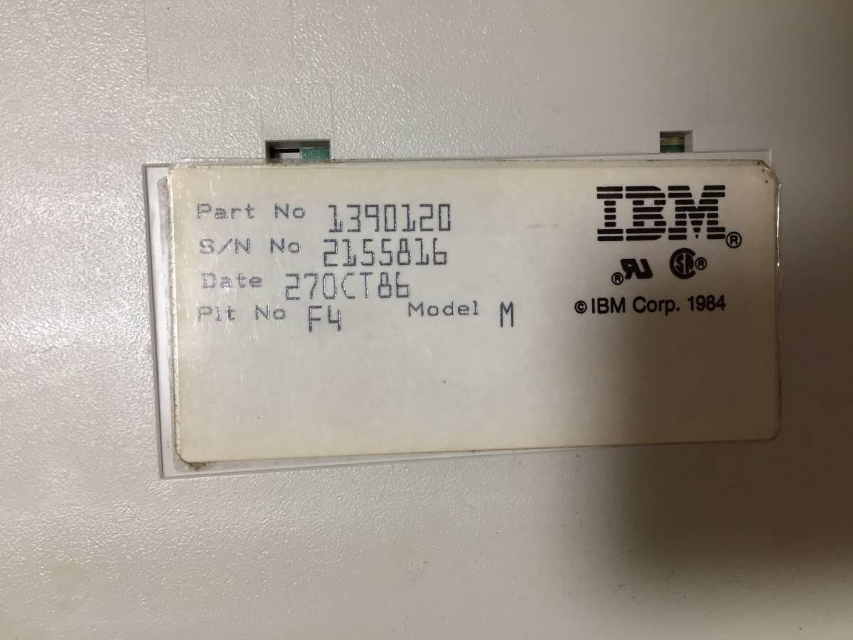 *希少モデル* IBM Model M 角ロゴ 1390120 バックスプリング キーボード AT-101_画像5
