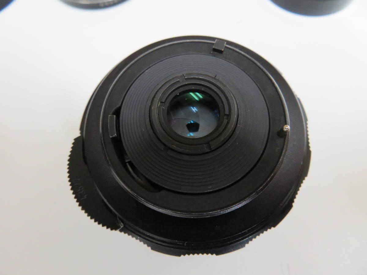 Pentax ペンタックス Spotmatic SP Super-Takumar 55mm F1.8 AMC Takumar 35mm F3.5 他      06_画像5