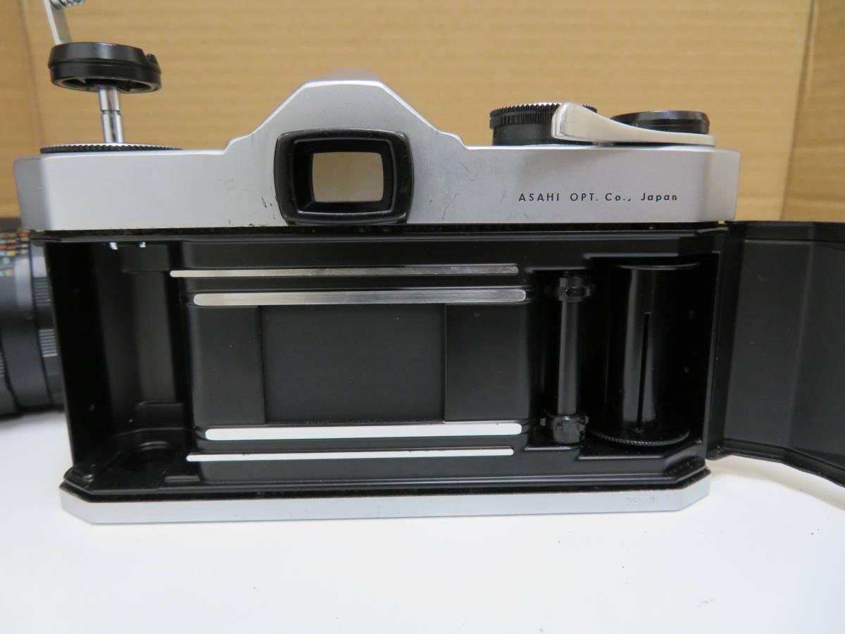Pentax ペンタックス Spotmatic SP Super-Takumar 55mm F1.8 AMC Takumar 35mm F3.5 他      06_画像9