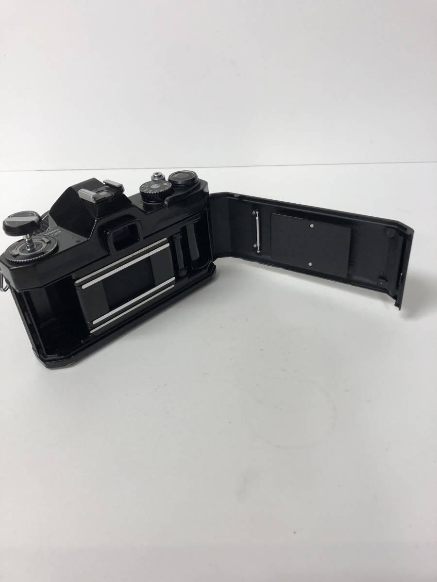カメラ PENTAX SPOTMATIC F SPF+55mm F1.8 ブラックボディ k91227_画像5