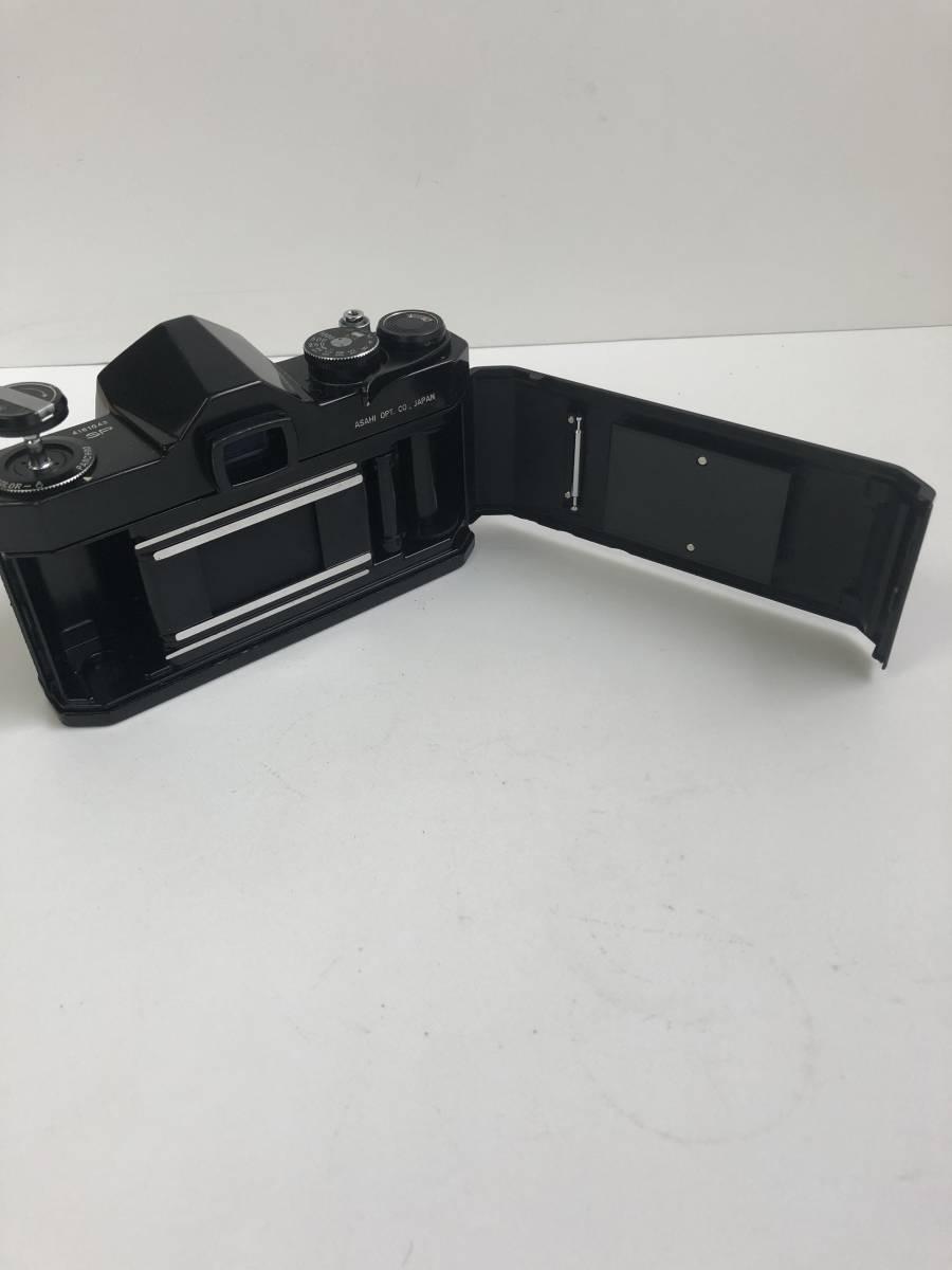 カメラ ASAHI PENTAX SPOTMATIC SP ペンタックス ブラックボディ kp127_画像5