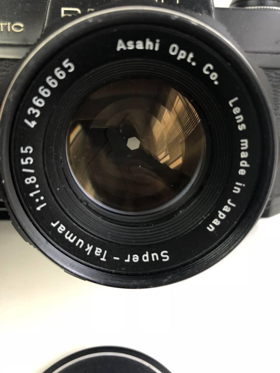 カメラ ASAHI PENTAX SPOTMATIC SP+1:1.8/55 ma1217_画像2