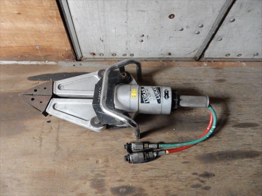LUKAS LSP40 油圧カッター 油圧スプレッダー ジャンク・部品取り