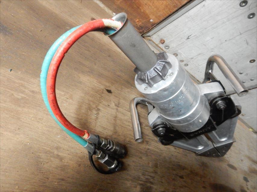 LUKAS LSP40 油圧カッター 油圧スプレッダー ジャンク・部品取り_画像5