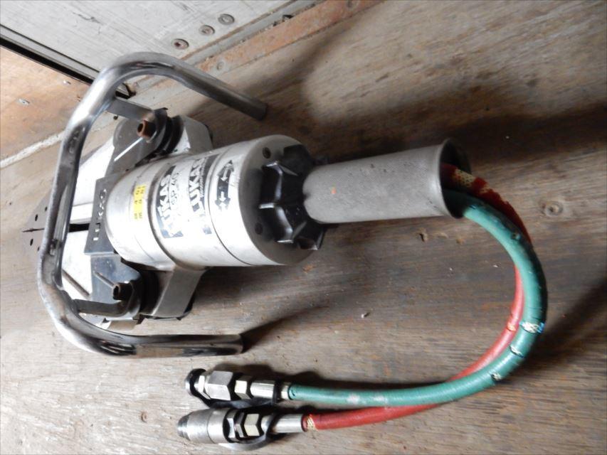 LUKAS LSP40 油圧カッター 油圧スプレッダー ジャンク・部品取り_画像2