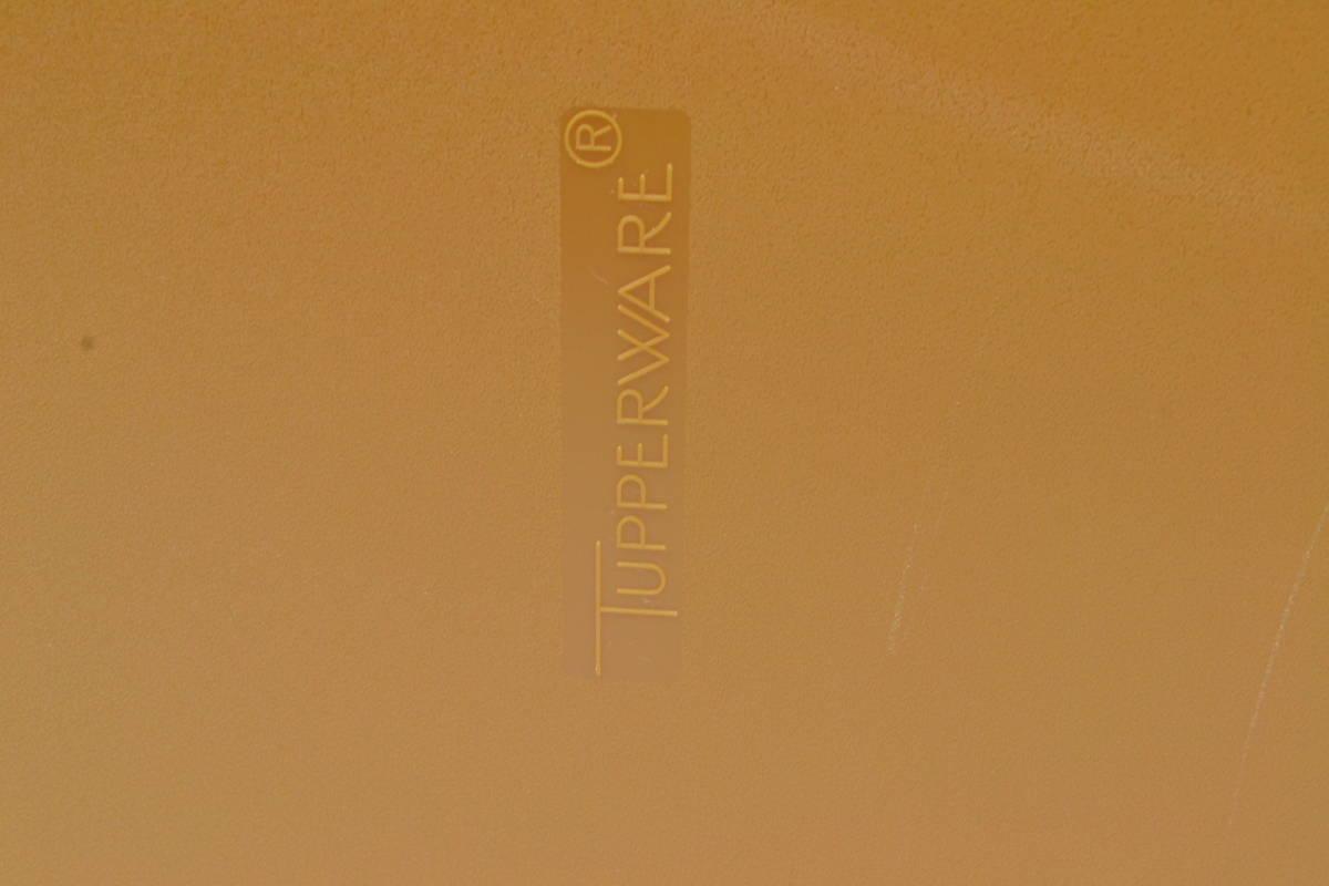 B168■Tupperware■タッパーウェア■衣装ケース■ディープロングスーパーケース■セピア_画像10