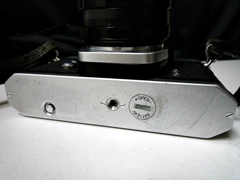 ▼PENTAX/ペンタックス カメラ SPOTMATIC レンズ付き 1:1.4/50_画像5