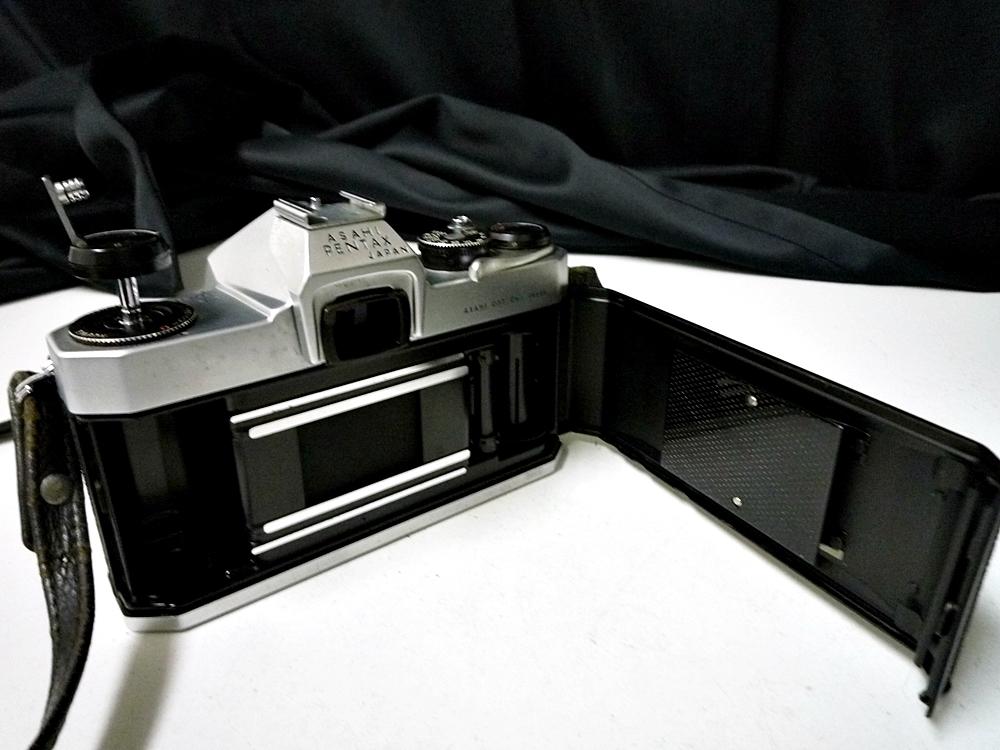 ▼PENTAX/ペンタックス カメラ SPOTMATIC レンズ付き 1:1.4/50_画像9