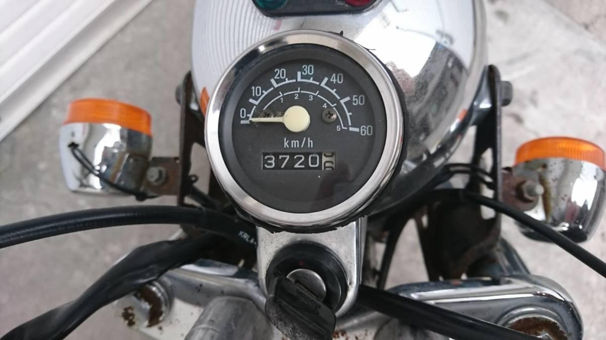 大阪市 ホンダ エイプ 50cc 1円スタート カスタム車両 エンジン好調 _画像7