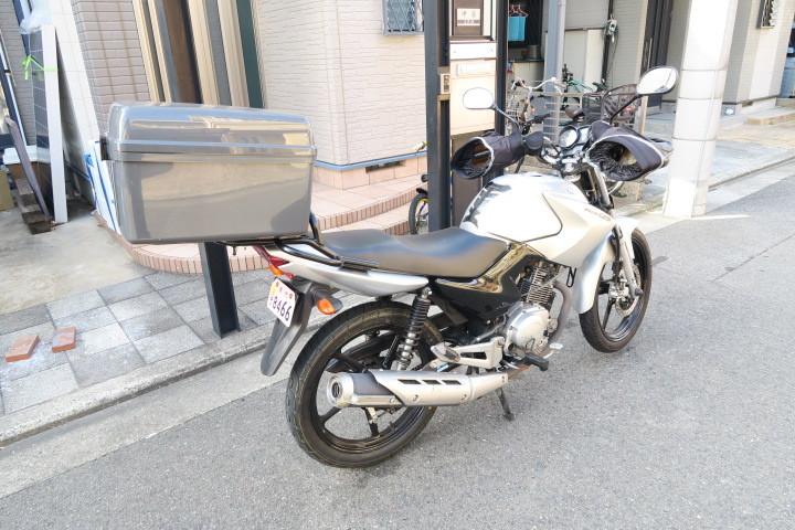 「YBR125 実動車 インジェクション FI  絶好調 即決時豪華オプション多数あり!!!」の画像3
