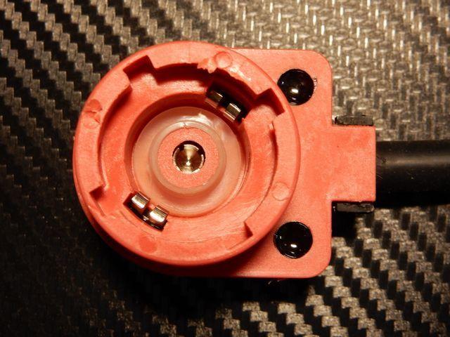HID D2/D4(S/C/R)35W/55W バルブ/バラスト 変換アダプター 2本売り ②_画像2