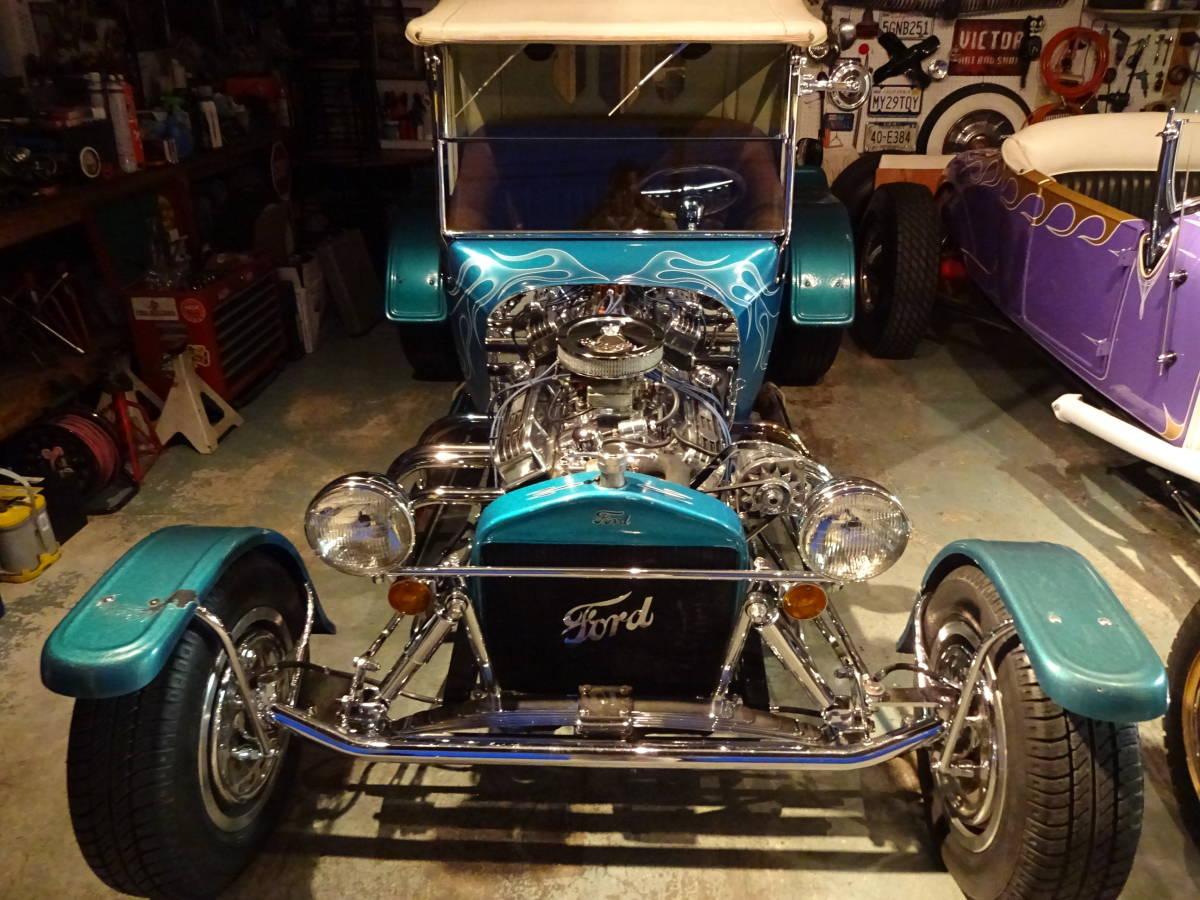 ★1923 Ford T-Bucket HotRod 60s ホットロッド Tバケット★_画像7
