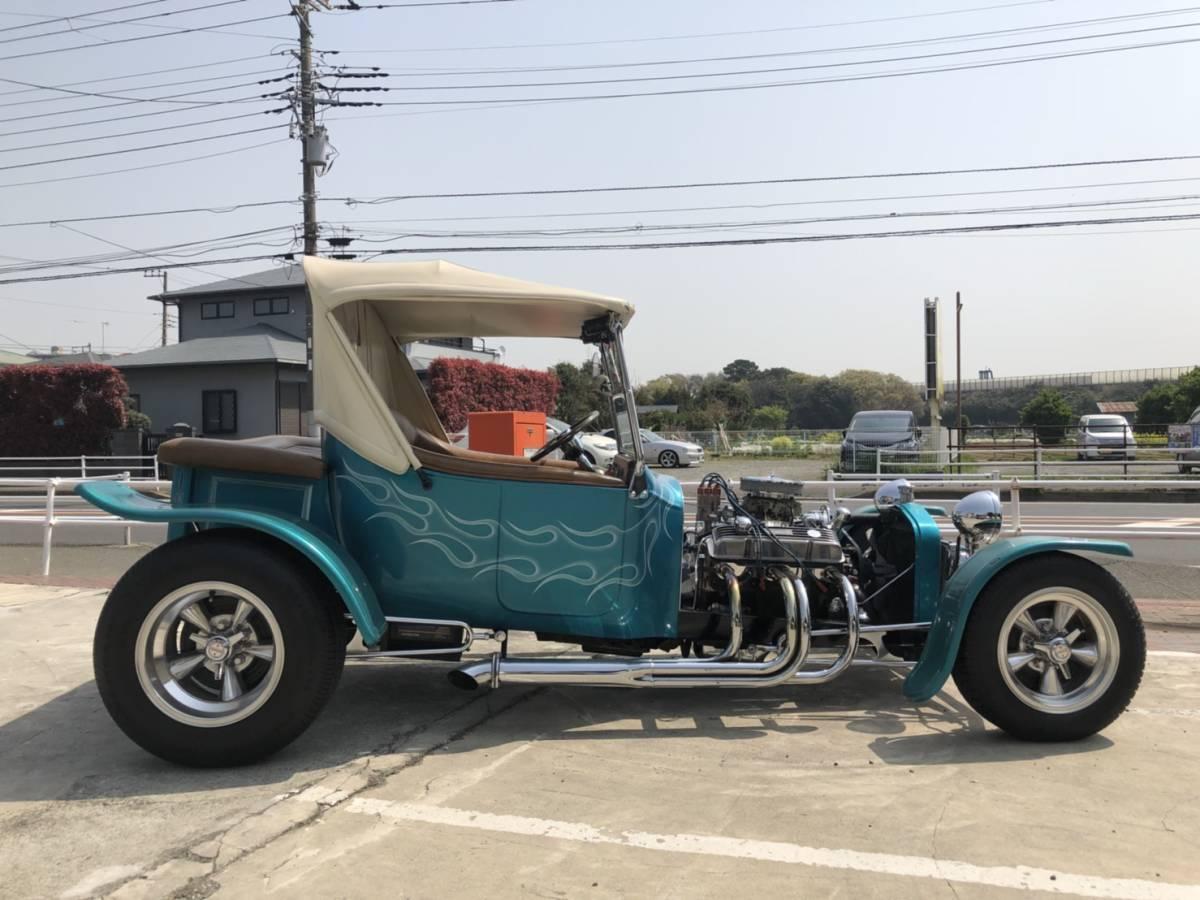 ★1923 Ford T-Bucket HotRod 60s ホットロッド Tバケット★_画像2