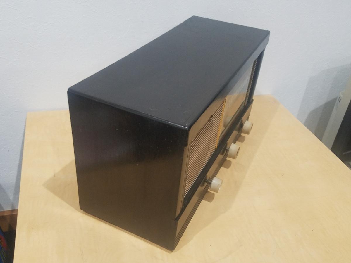 真空管 ラジオ Super Radio STANDARD BROADCAST SO-80 ジャンク_画像5