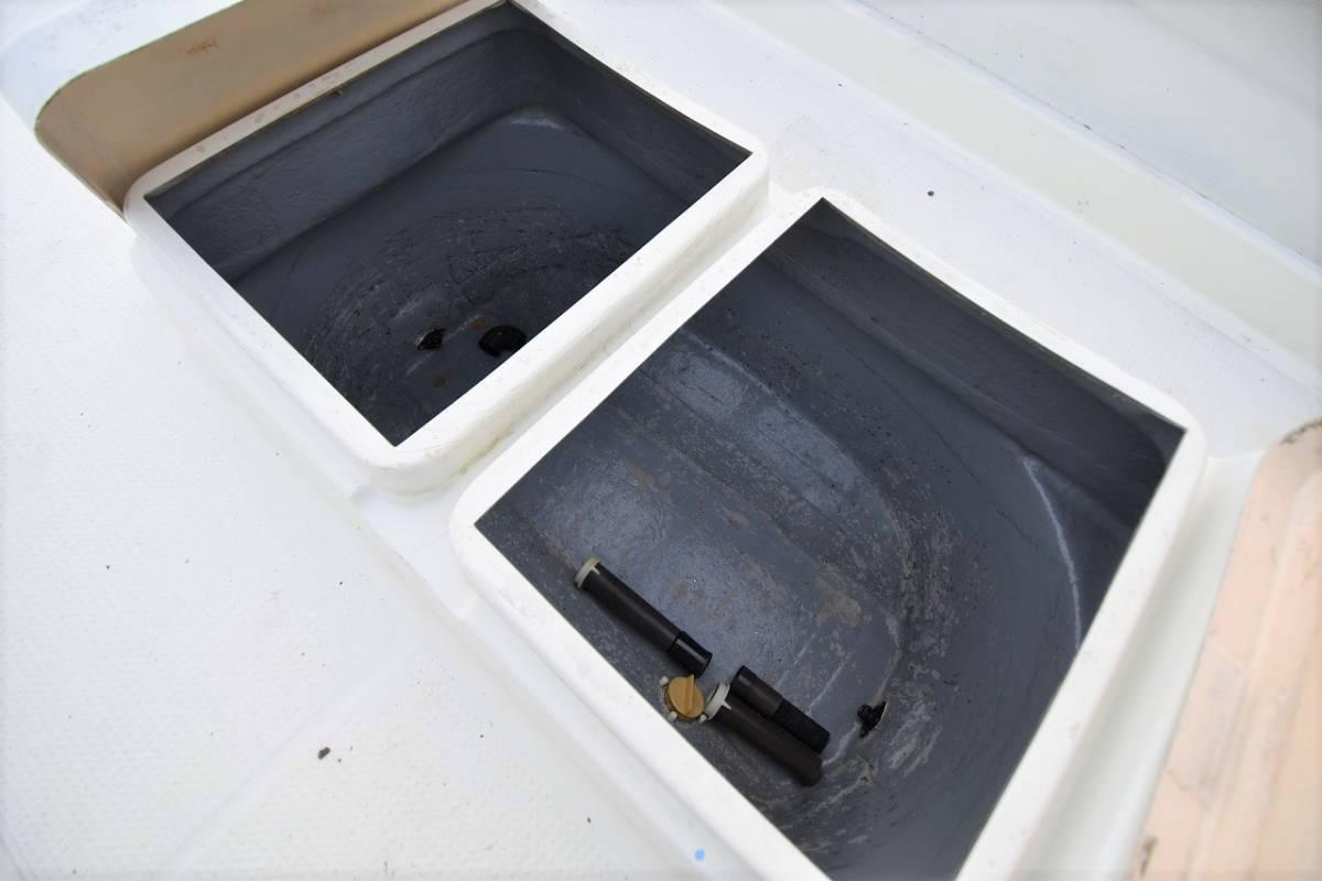 ☆★船屋.com 冬の特選艇☆★YAMAHA U-23BF 4st 50ps HONDA船外機艇!!_画像8